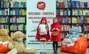 Bajkowo w Miejsko-Gminnej Bibliotece Publicznej w Daleszycach