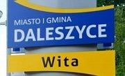 Gmina Daleszyce ma nowe witacze