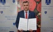 Podpisane umowy na projekty drogowe