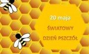 20 maja. Światowy Dzień Pszczół