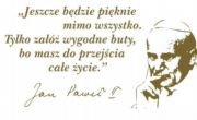 16. rocznica śmierci papieża Jana Pawła II