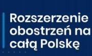 Od 20 marca w całej Polsce rząd wprowadza kolejne obostrzenia w związku z epidemią koronawirusa