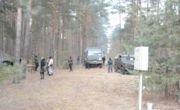 Kandydaci na obserwatorów wojskowych ćwiczyli w gminie Daleszyce
