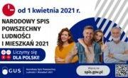 Komunikat CBS w sprawie terminu naboru kandydatów na rachmistrzów spisowych do NSP 2021